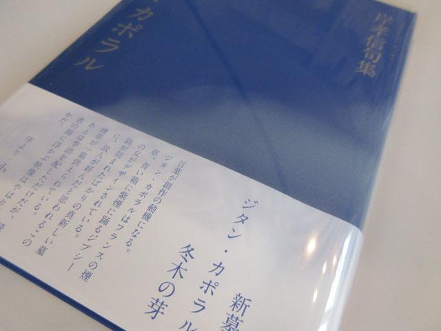 岸孝信句集『ジタン・カポラル』
