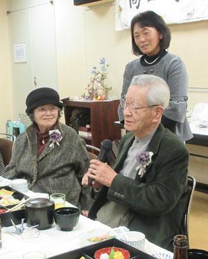 高田風人子句集『四季の巡りに』出版記念会